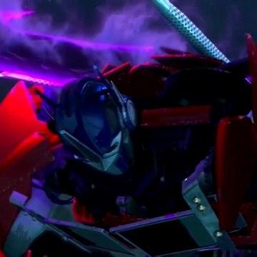 Transformers Prime Season 2 Episode 21 ALFA OMEGA Albanian (Shqip)