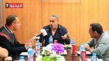 """جمال العدل بندوة """"اليوم السابع"""": المتحدة للخدمات الإعلامية أنقذت الدراما من الانهيار"""
