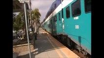 Railfanning Fullerton Station- BNSF, Metrolink, Amtrak and LOTS of surprises 8-3-09