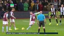 Les buts de Aston Villa / Newcastle