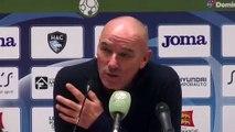 Après HAC - Guingamp (4-0), réaction de Paul Le Guen