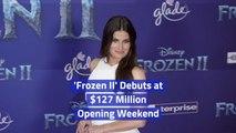'Frozen II' Had A Successful Weekend