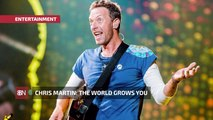 The Evolution Of Chris Martin