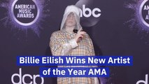 Billie Eilish Was The Star Of The 2019 AMAs