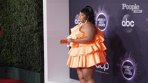 Lizzo Arrives at the 2019 AMAs Carrying a Teeny-Tiny Valentino Micro Bag