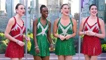 The Rockettes Call The 'Radio City Christmas Spectacular' 'Awe-Inspiring'