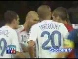 Coups de tête de Zidane sur Materazzi