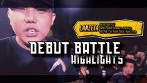 Fliptop - Lanzeta  1st FlipTop Battle Highlights