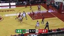 Kaiser Gates Posts 16 points & 10 rebounds vs. Memphis Hustle