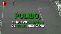 Pulido, el nuevo campeón de goleo mexicano