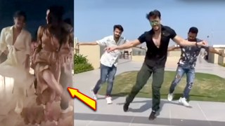 Priyanka Chopra AMAZING Dance On Hrithik Roshan's Ghungroo Song From War Movie | Tiger Shroff