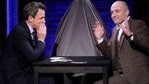 Illusionist Derren Brown Reads Seth's Mind