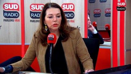 Valérie Boyer - Sud Radio mardi 26 novembre 2019