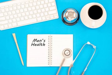 7 Stats You Need to Know About Men's Health