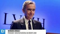 """EXCLUSIF - Bernard Arnault : """"Depuis l'arrivée du président Macron, l'image de la France s'est améliorée"""""""