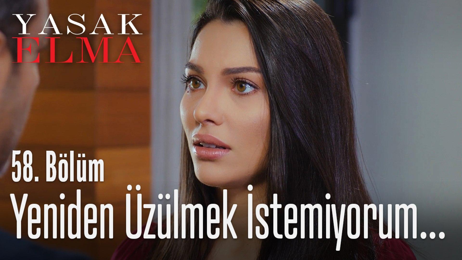 Leyla, Yiğit'i öğrendi! - Yasak Elma 58. Bölüm