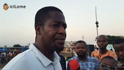 Prof. David dosseh  aux Evêques du Togo