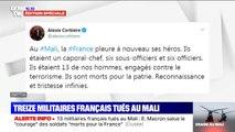 Treize militaires français morts au Mali: les réactions de la classe politique