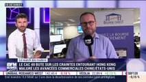 Le Match des traders : Romain Daubry vs Jean-Louis Cussac - 26/11