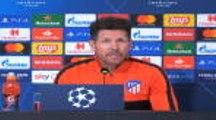 Ligue des Champions - Pour Simeone, la Juventus fait partie des favoris