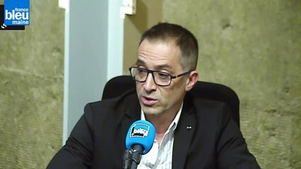 Fabrice Denis, cancerologue au Mans