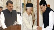 மகாராஷ்டிராவில் முதல்வர் பட்னாவிஸ் திடீர் ராஜினாமா!| Devendra Fadnavis resigns as the Chief Minister
