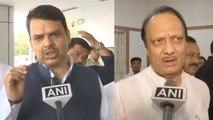 Ajit Pawar resigns as Maharashtra deputy CM | துணை முதல்வர் பதவியிலிருந்து விலகினார் அஜீத் பவார்