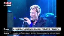 «Johnny, un soir à l'Olympia» : une projection hommage à Johnny Hallyday diffusée le 1er décembre