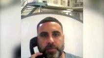 Pablo Ibar envía un mensaje por redes sociales pidiendo ayuda