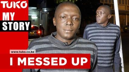 Sad Life of a gifted street man in Kenya