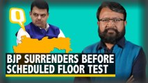 Devendra Fadnavis Resigns, BJP Surrenders Before Wednesday's Floor Test