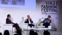 Vogue Fashion Festival 2019 | The luxury industry is based on emotion