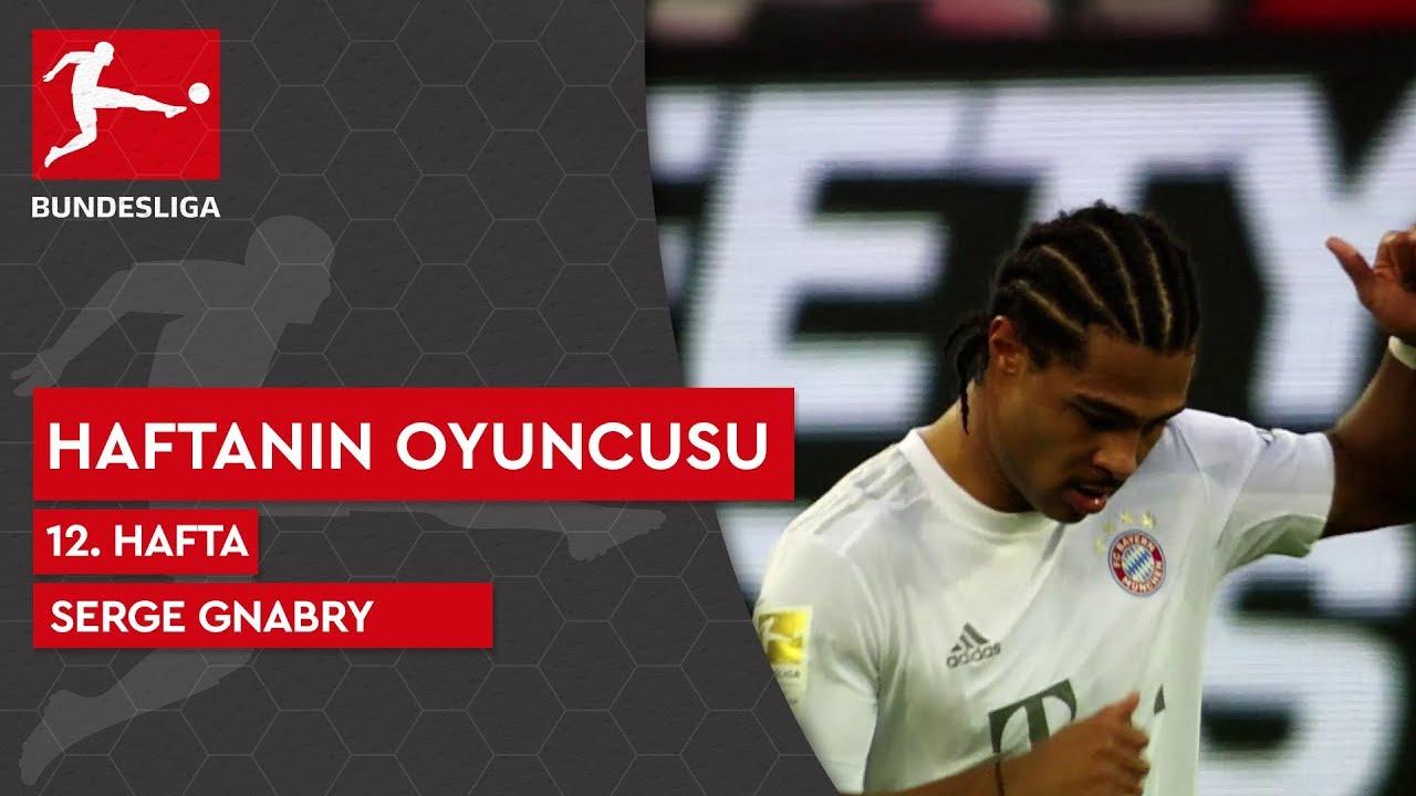 Bundesliga'da 12. Haftanın Oyuncusu | Serge Gnabry (2019/20)