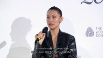 Vogue Paris Fashion Festival 2019 | Bella Hadid reveals how she stays zen while traveling