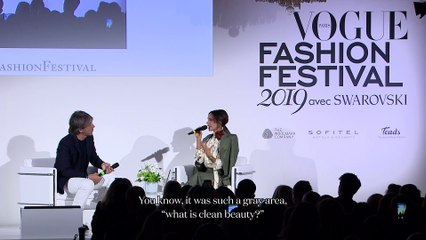 Vogue Paris Fashion Festival   Why Victoria Beckham Beauty is an engaged brand
