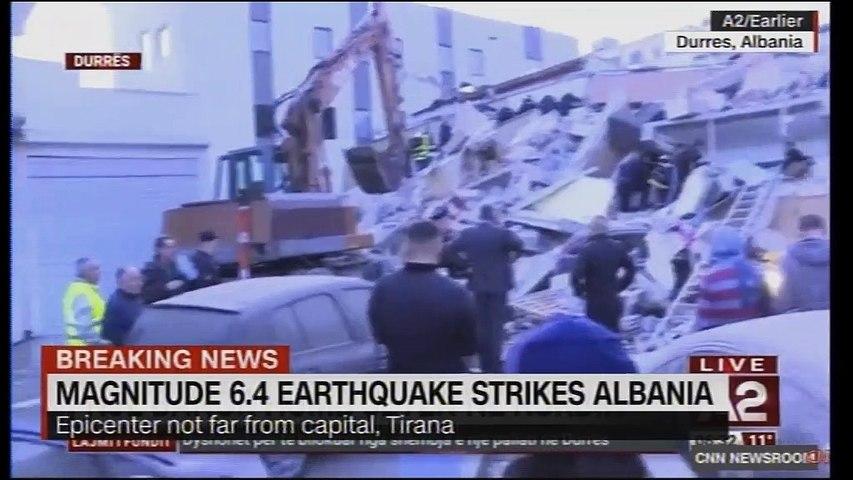 Λέκκας για φονικό σεισμό στην Αλβανία: Δεν επηρεάζεται τεκτονικά η Ελλάδα