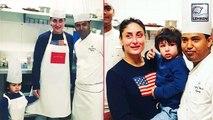 Taimur Turns Chef For Mommy Kareena