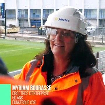Mon histoire de formation | Myriam, cheffe d'entreprise dans le bâtiment