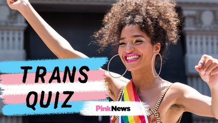 Transgender history quiz: Test your trans trivia from Indya Moore to the trans flag