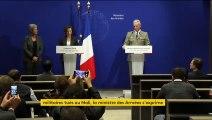 """Mort de soldats français au Mali : la ministre des Armées rend hommage aux """"13 militaires exceptionnels"""" qui """"ont combattu jusqu'au bout pour notre liberté"""""""