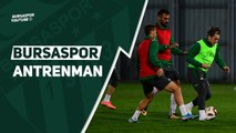 Adanaspor Maçı Hazırlıklarımız Devam Ediyor