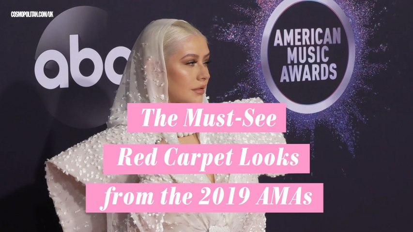 The Must-See Red Carpet Looks from the 2019 AMAs