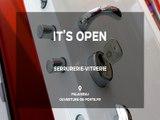 It's Open - Serrurerie, menuiserie et vitrerie en Essonne.