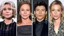 Diane Lane, Piper Perabo Arrested at Climate Change Protest | THR News