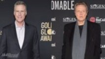 Christopher Walken Admits That Will Ferrell's 'SNL's' Cowbell Sketch Ruined His Life | THR News