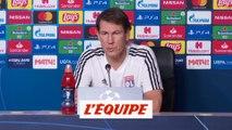 Garcia «Marquer pour se qualifier» - Foot - C1 - OL