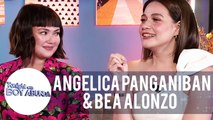 Angelica reveals a funny moment of Bea and Jericho Rosales | TWBA