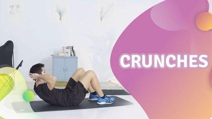Crunches - Besser gesund Leben
