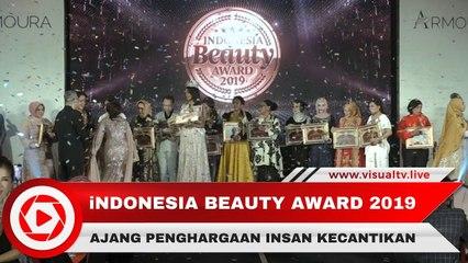 Indonesia Beauty Award 2019, Ajang Penghargaan Kecantikan Bergengsi Nasional