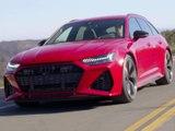 Essai Audi RS6 Avant V8 600 ch 2019